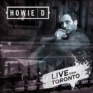 Backstreet Boys Howie D - Live From Toronto mastered by Kevin McNoldy